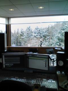 スタジオは