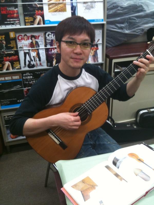 トーレスのギター