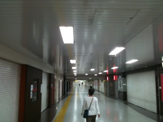 あさ6:00東京 JRバス
