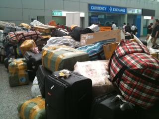 広州に到着。