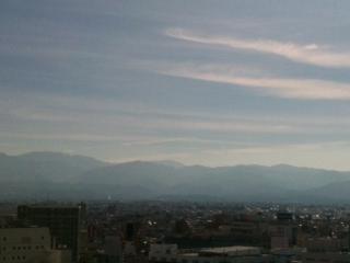 今日も富山