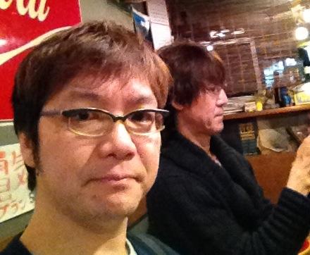 二楽坊、開膜戦@長野バックドロップ