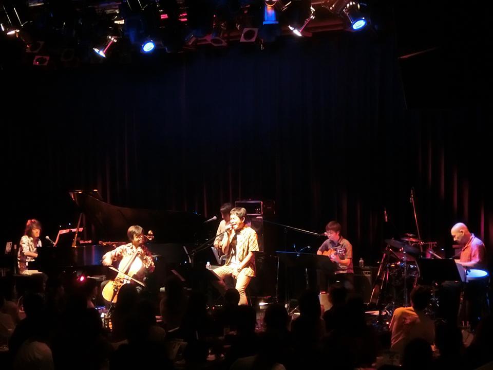 """柏木広樹 featuring 佐藤竹善 """"Duet""""@ビルボード大阪"""
